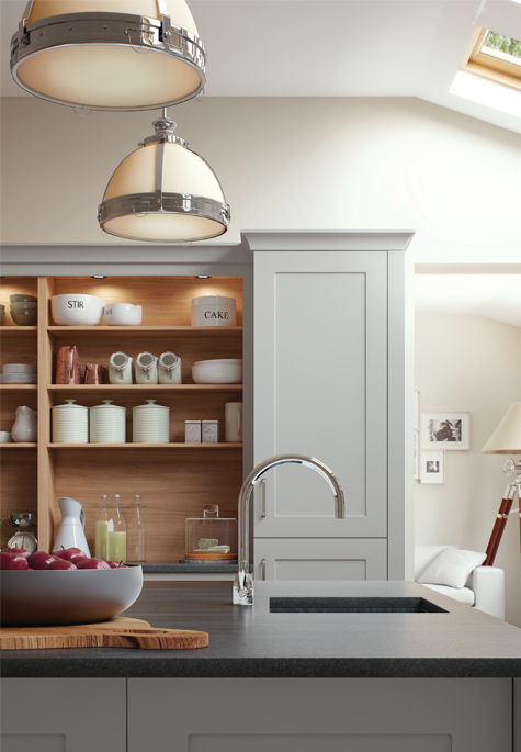 Kitchen from our showroom in Northampton