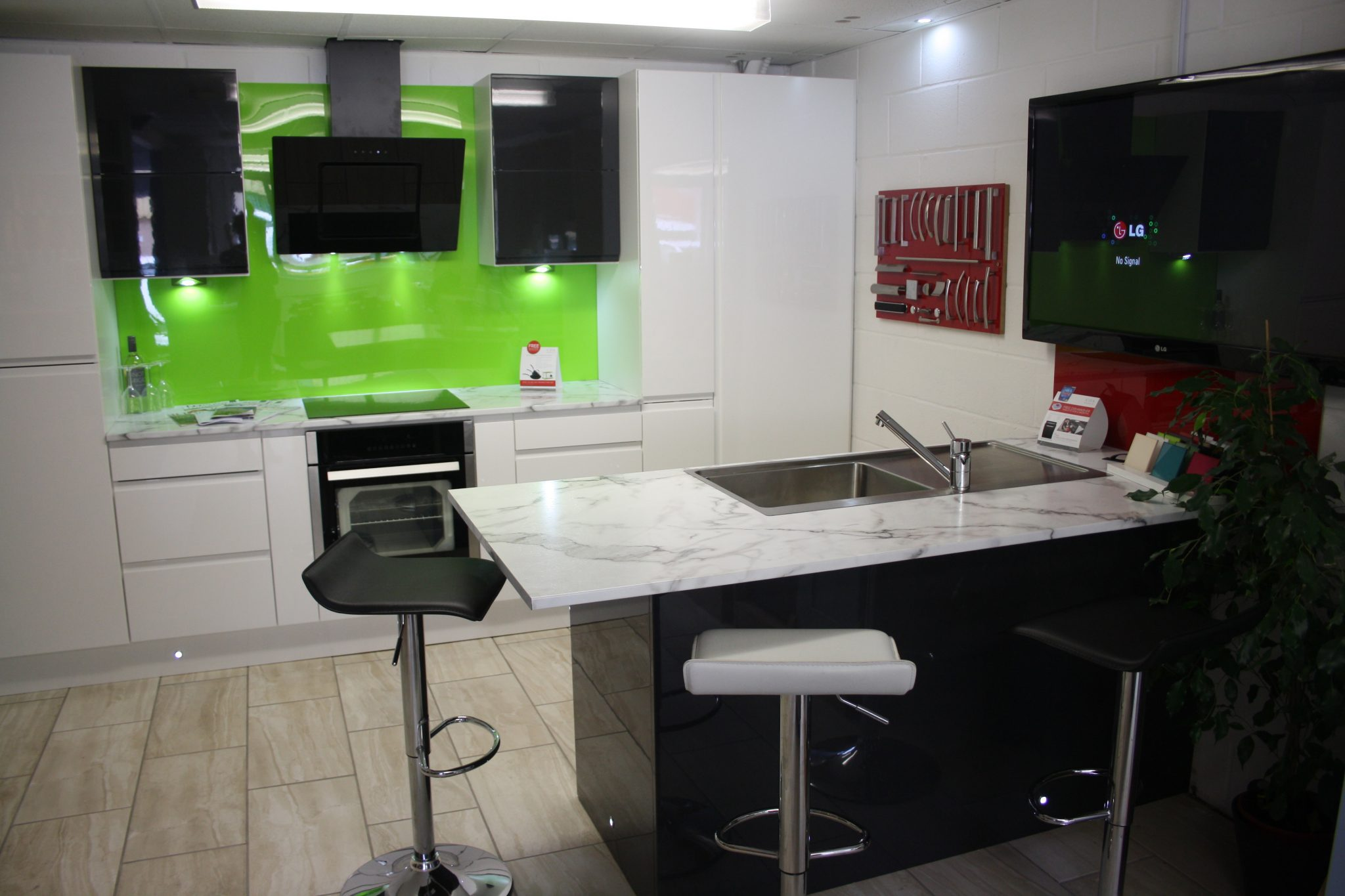 Saturn Interiors Showroom