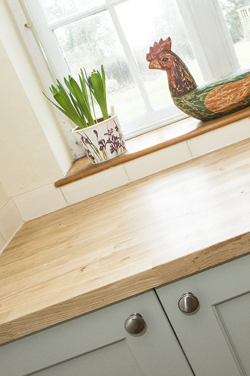 image of wood worktop