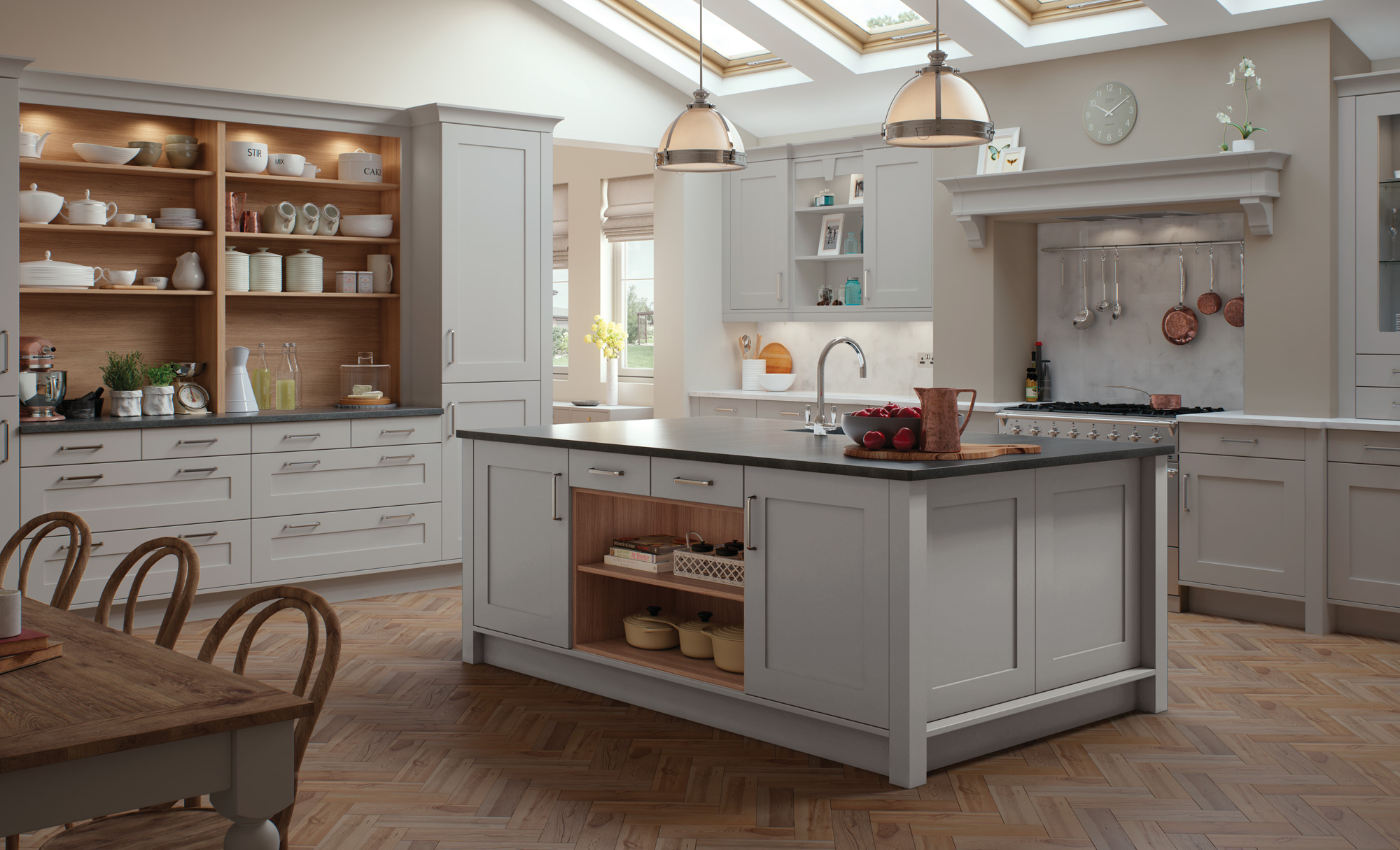 Kitchen Design Ideas To Give It A Little Tlc Treat The Heart Of