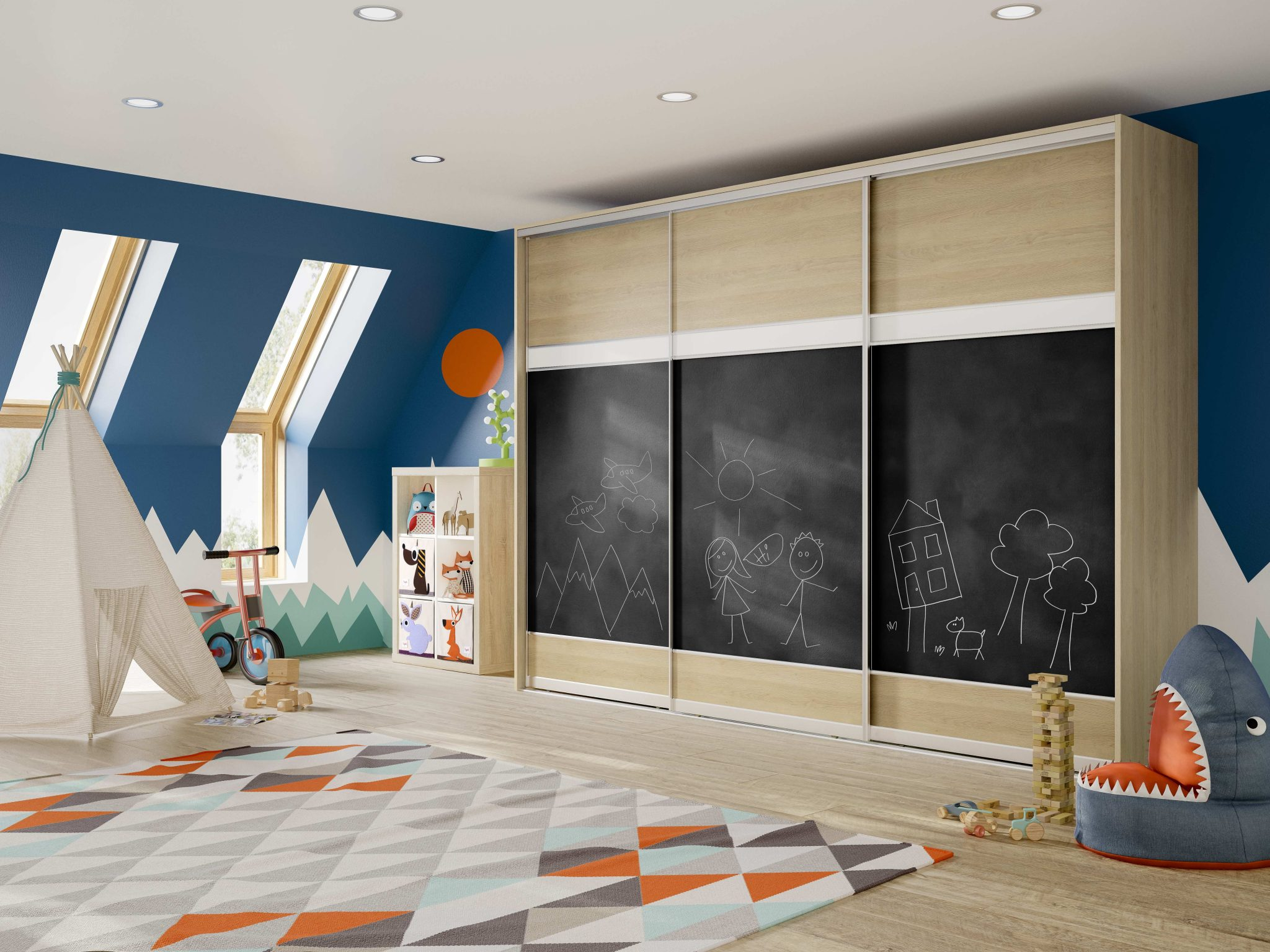 Volante Kids Playroom