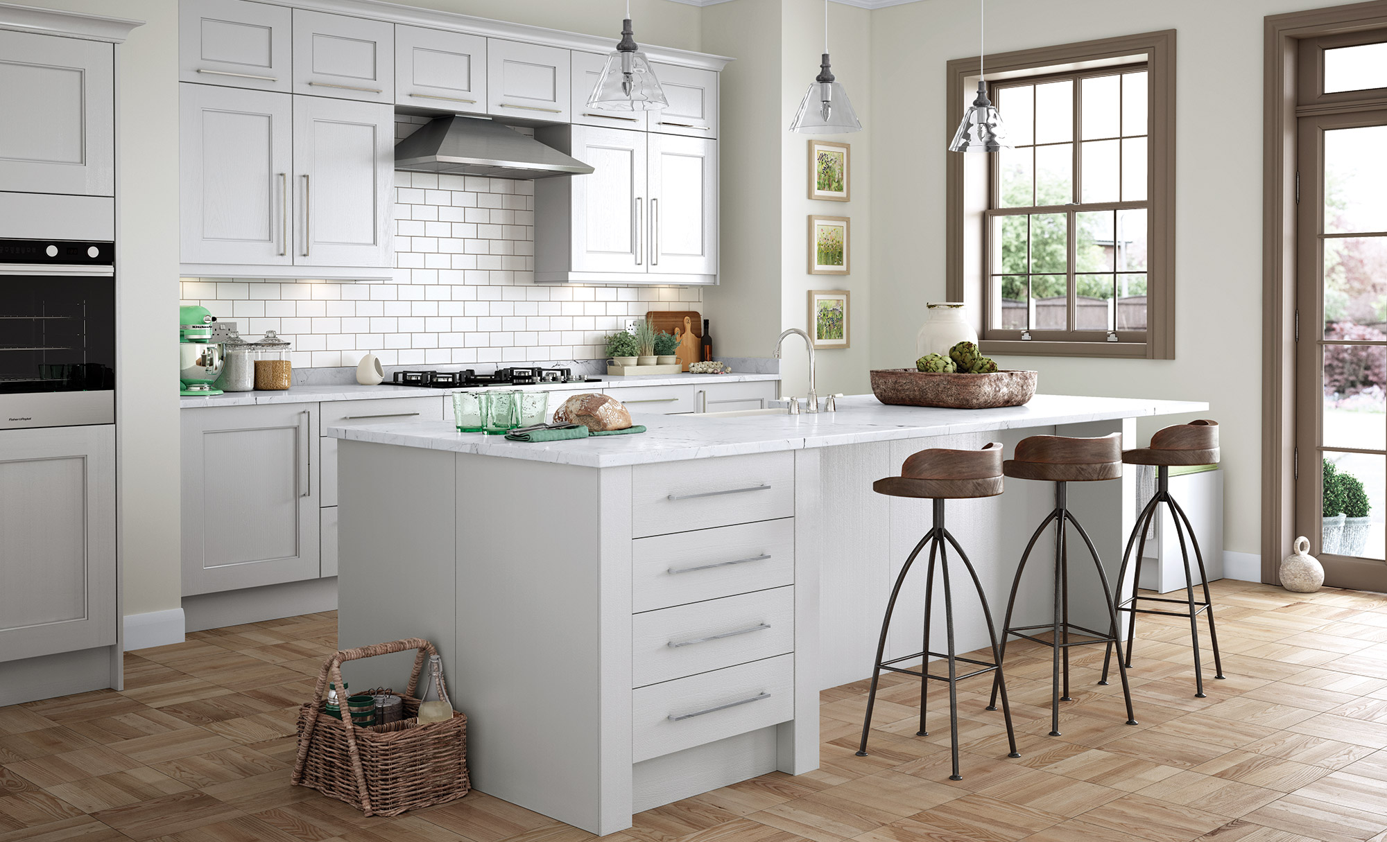 Top 5 Superb Kitchen Cabinet Design Ideas