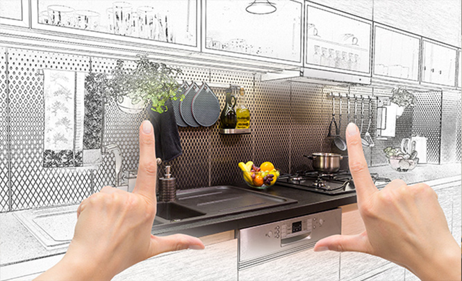 image of kitchen concept