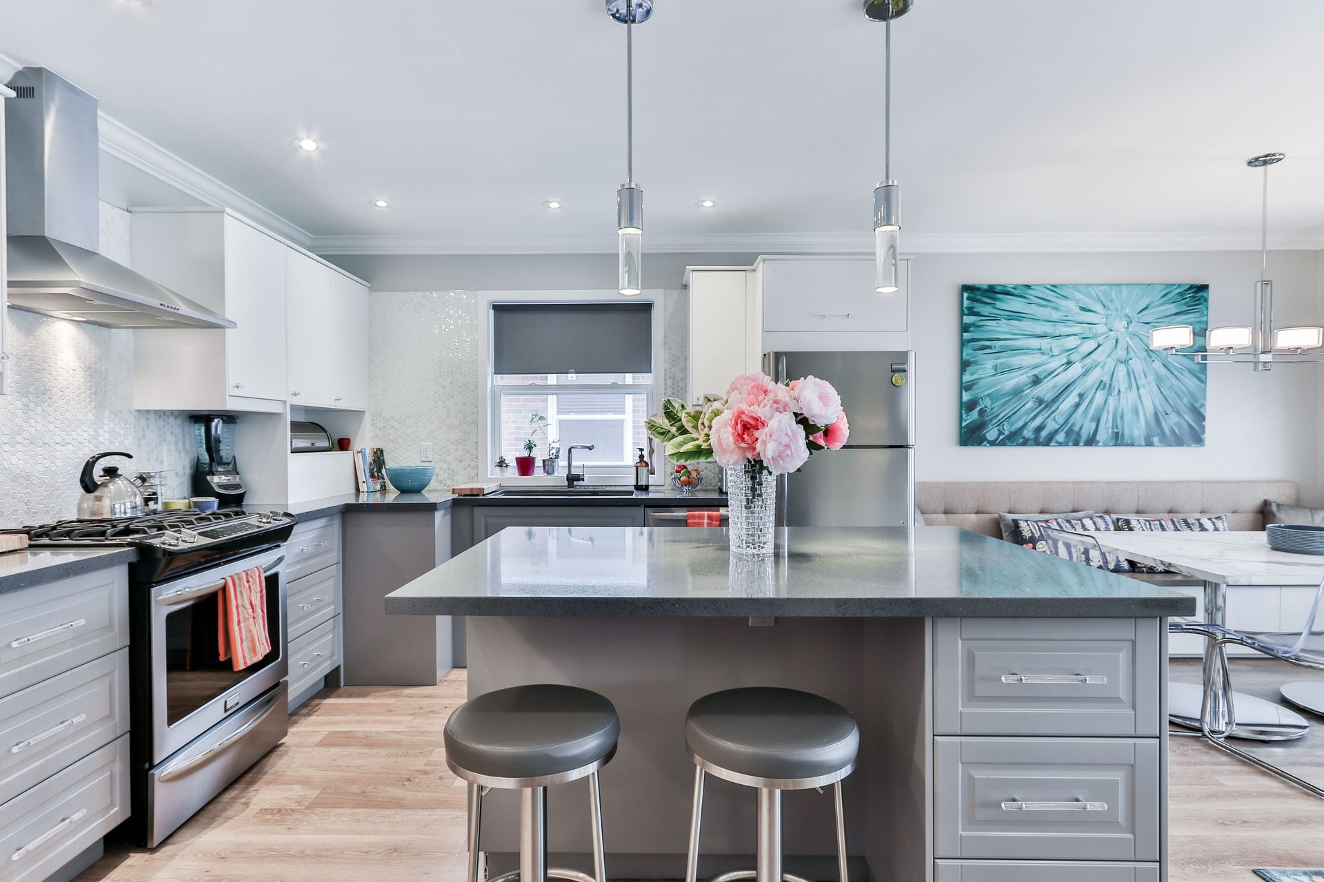 5 Simple Tips To Update Your Kitchen Design