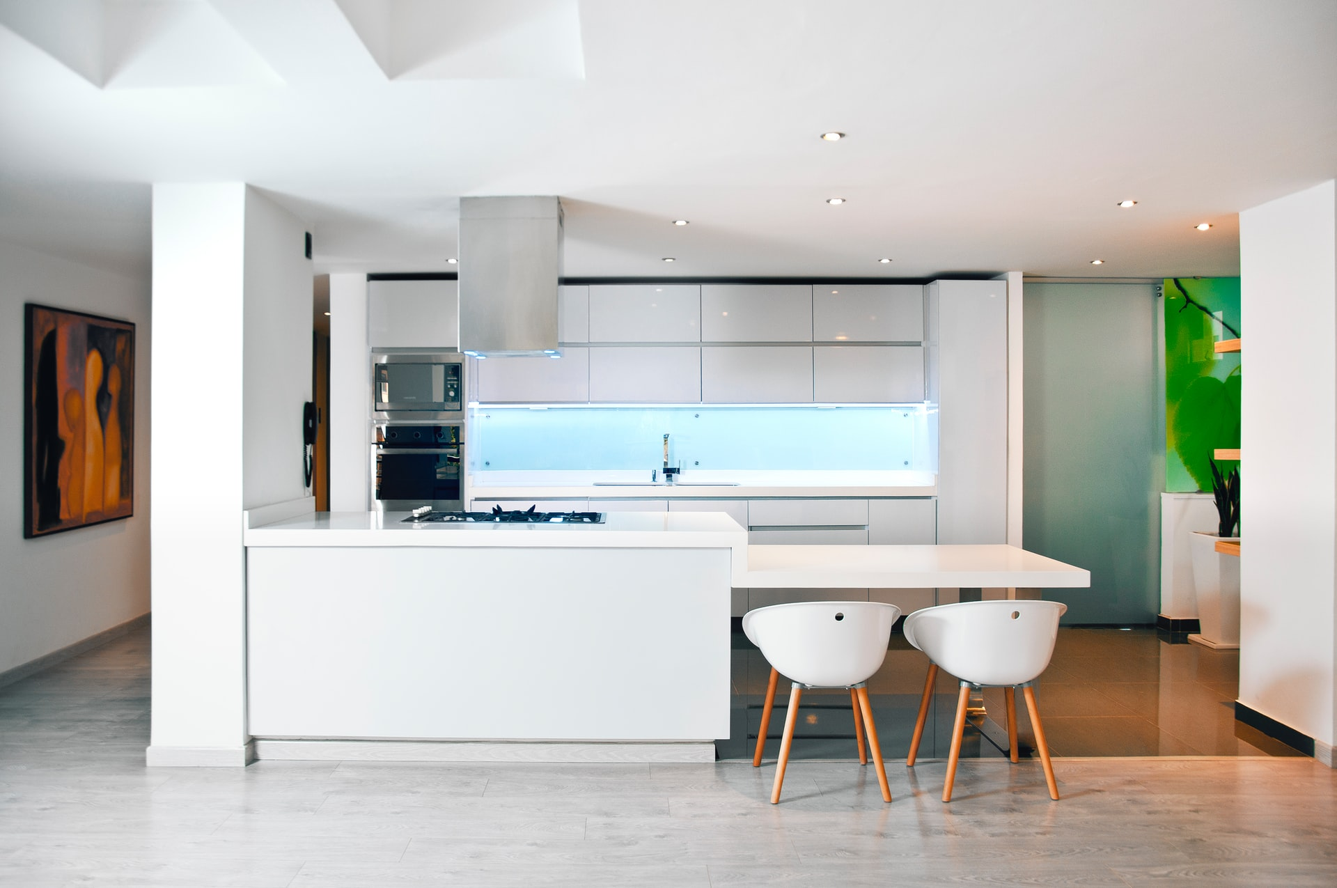 ​The A-Z Of Handleless Kitchen Design